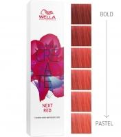 "Wella Professional Color Fresh Create - Оттеночная краска ""Новый красный"""