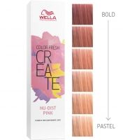 "Wella Professional Color Fresh Create - Оттеночная краска ""Пудровый розовый"""