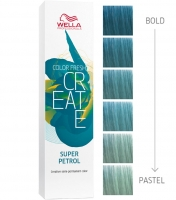 "Wella Professional Color Fresh Create - Оттеночная краска ""Супер петроль"""