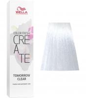 "Wella Professional Color Fresh Create - Оттеночная краска ""Прозрачное завтра"""