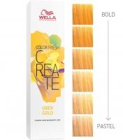 """Wella Professional Color Fresh Create - Оттеночная краска """"Кибер-золото"""""""