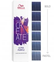 "Wella Professional Color Fresh Create - Оттеночная краска ""Ультрафиолет"""