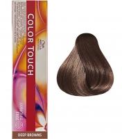 Wella Professional Color Touch Deep Browns - 6/7 темный блонд коричневый
