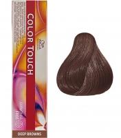 Wella Professional Color Touch Deep Browns - 6/77 кофе со сливками