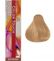 Wella Professional Color Touch Deep Browns - 9/73 очень светлый блонд коричнево-золотистый