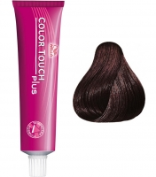 Wella Professional Color Touch Plus - 44/05 гиацинт