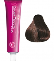 Wella Professional Color Touch Plus - 55/04 бренди