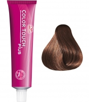 Wella Professional Color Touch Plus - 66/04 коньяк