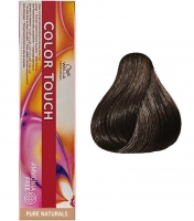 Wella Professional Color Touch Pure Naturals - 4/0 коричневый