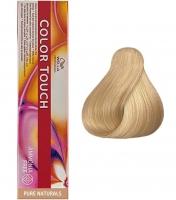 Wella Professional Color Touch Pure Naturals - 9/01 очень светлый блонд песочный