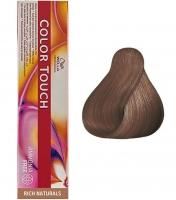 Wella Professional Color Touch Rich Naturals - 6/37 темный блонд золотисто-коричневый