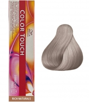 Wella Professional Color Touch Rich Naturals - 7/89 серый жемчуг