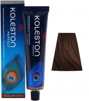 Wella Professional Koleston Perfect Deep Browns - 4/77 горячий шоколад