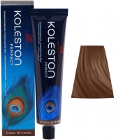 Wella Professional Koleston Perfect Deep Browns - 7/73 блонд коричнево-золотистый