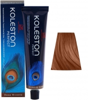Wella Professional Koleston Perfect Deep Browns - 8/74 ирландский красный