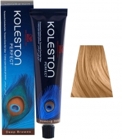 Wella Professional Koleston Perfect Deep Browns - 9/73 очень светлый блонд коричнево-золотистый
