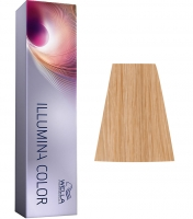 Wella Professional Illumina Color - 10/05 яркий блонд натуральный махагоновый