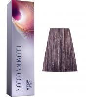 Wella Professional Illumina Color - 5/81 светло-коричневый жемчужно-пепельный