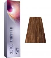Wella Professional Illumina Color - 6/37 темный блонд золотисто-коричневый