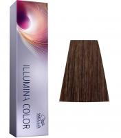 Wella Professional Illumina Color - 6/76 темный блонд коричнево-фиолетовый