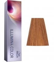 Wella Professional Illumina Color - 7/35 блонд золотисто-махагоновый