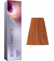Wella Professional Illumina Color - 7/43 блонд красно-золотистый
