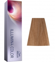 Wella Professional Illumina Color - 8/1 светлый блонд пепельный светло-коричневый