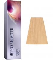Wella Professional Illumina Color - 9/03 очень светлый блонд натуральный золотистый