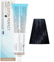Wella Professional Koleston Perfect Innosense Pure Naturals - 2/0 черный
