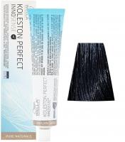 Wella Professional Koleston Perfect Innosense Pure Naturals - 2/0 черный