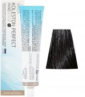 Wella Professional Koleston Perfect Innosense Pure Naturals - 3/0 темно-коричневый