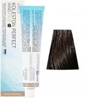 Wella Professional Koleston Perfect Innosense Pure Naturals - 4/0 коричневый