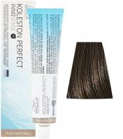 Wella Professional Koleston Perfect Innosense Pure Naturals - 5/0 светло-коричневый