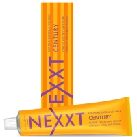 NEXXT 4.00 шатен / Medium brown, стойкая крем-краска для волос, 100 ml
