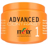 Itely Hairfashion Advanced Contrast Fire Red - 1 огненно-красный