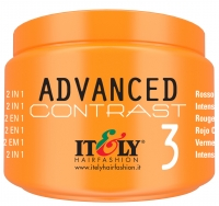 Itely Hairfashion Advanced Contrast Intense Copper Red - 3 интенсивный медно-красный