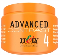 Itely Hairfashion Advanced Contrast Copper Blond - 4 медный блондин