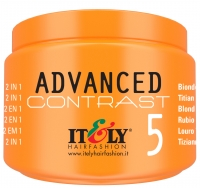 Itely Hairfashion Advanced Contrast Titian Blond - 5 тициановый блонд