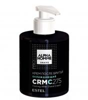 Estel Alpha Homme Pro - Крем после бритья охлаждающий
