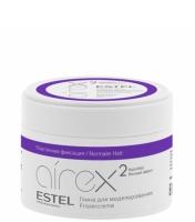 Estel Professional Airex - Глина для моделирования с матовым эффектом (пластичная фиксация)