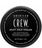 American Crew Heavy Hold Pomade - Помада сильной фиксации