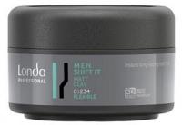 Londa Professional Styling Man Shift It - Матовая глина для волос нормальной эластичной фиксации