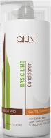 Ollin Professional Basic Line - Кондиционер для частого применения с экстрактом листьев камелии