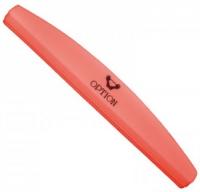 Пилка-шлифовщик 2-х стор. для натур. и иск. ногтей, 150/180 лодочка широкая, цвет в ассортименте