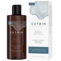 Cutrin Bio+ Energy Boost Men Shampoo - Шампунь-бустер для укрепления волос для мужчин