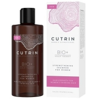 Cutrin Bio+ Strenghtening Women Shampoo - Шампунь-бустер против выпадения для женщин