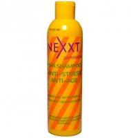 NEXXT Шампунь антистресс, против старения волос