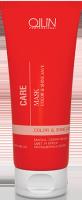 Ollin Professional Care Color And Shine - Маска сохраняющая цвет и блеск окрашенных волос