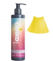 С:EHKO Color Flames Пигмент прямого действия для волос (Желтый)