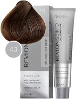 Revlon Professional Revlonissimo Colorsmetique - 4.3 коричневый золотистый